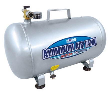 フローバル アルミエアータンク ALT-24 24L 3.7kg 00693960