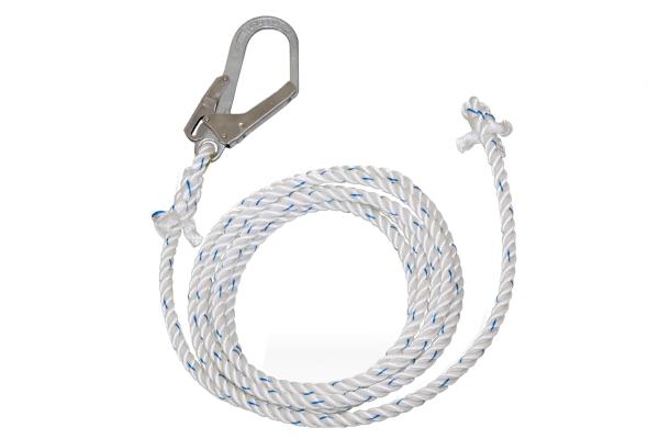 【藤井電工】TSUYORON ツヨロン 20m 親綱 『母線ロープ』L-20 垂直移動専用