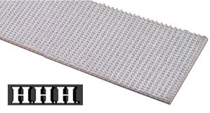 【スリーエッチ/HHH】FC-LWH フォーク保護カバー 白色ラフトップタイプ (強力マグネットラバー付)