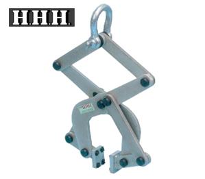【スリーエッチ/HHH】PP2ton パレットプーラー 引き出し能力2ton用