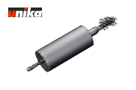 【ユニカ/unika】95mm ES-A95ST ALC用 単機能コアドリルE&S ストレート軸