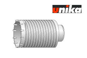 【ユニカ/unika】軽量ハンマードリル用コアドリル LHCタイプ(ボディ) LHC-38B 38mmφ
