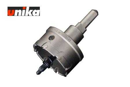 【ユニカ/unika】MCTR-70mm メタコアトリプル 超硬ホルソー