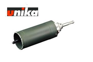 【ユニカ/unika】多機能コアドリル F複合材用(セット)UR-F80SD 80mmφ SDS-plus軸