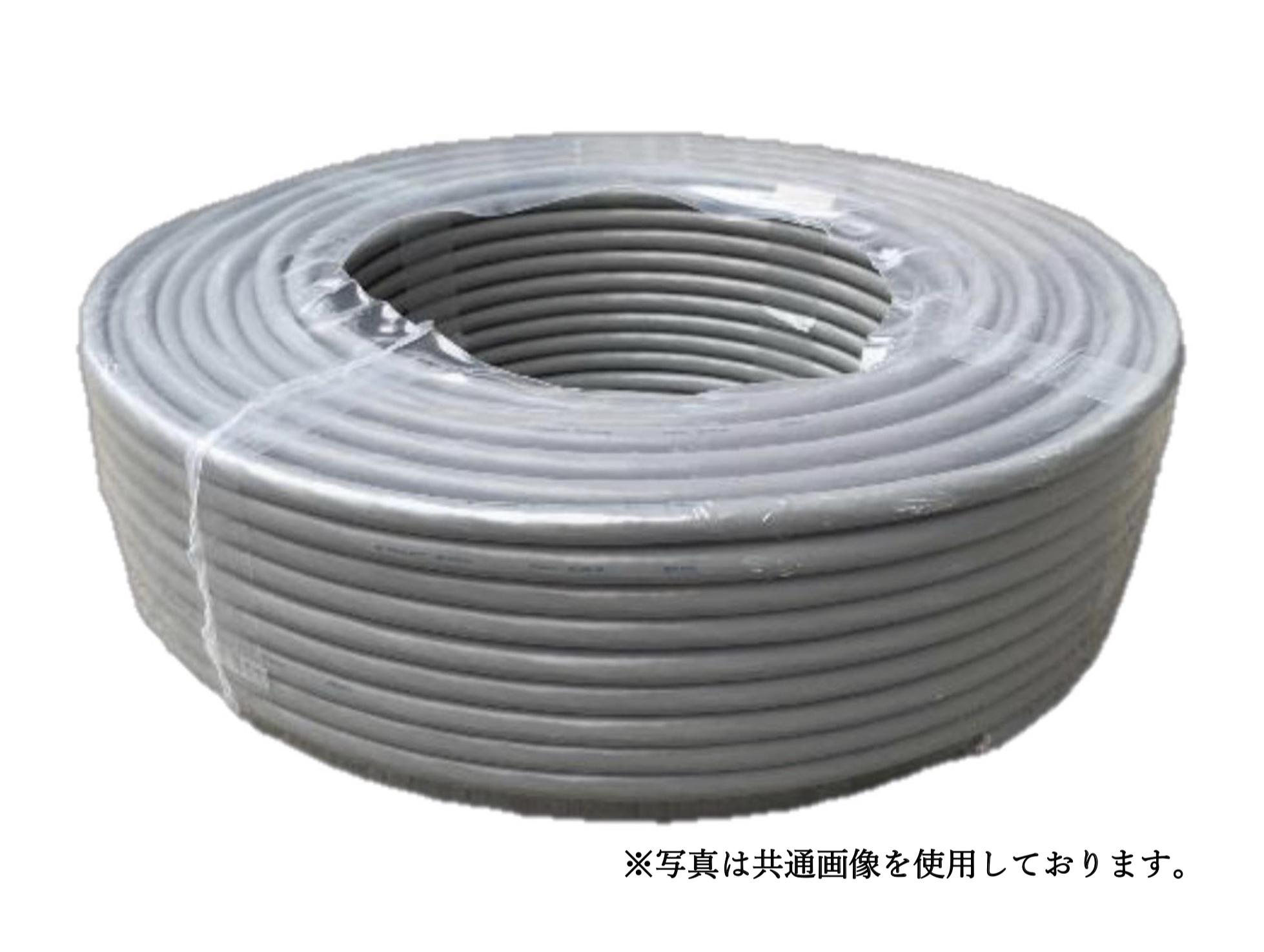 富士電線工業 VCTF1.25sq×20心 100m巻 1巻 300V VCTF 1.25sq 20心 ビニル絶縁キャブタイヤケーブル
