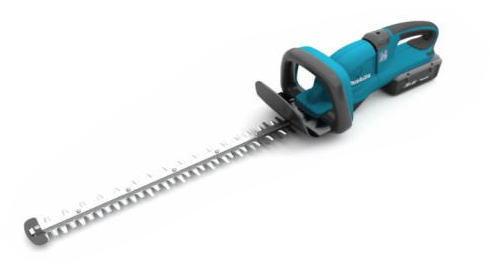 マキタmakita 充電ヘッジトリマー MUH550DWBX 36V リチウムイオンバッテリー(2.2Ah)2本付