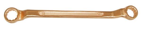 防爆工具 BAXNOバックスノ 両口60°メガネレンチ RBMM-3236