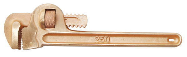 防爆工具 BAXNOバックスノ パイプレンチ RBPW-250
