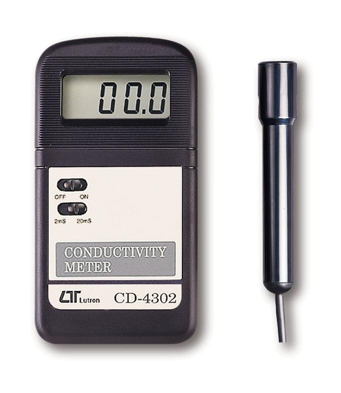 マザーツール デジタル導電率計 CD-4302
