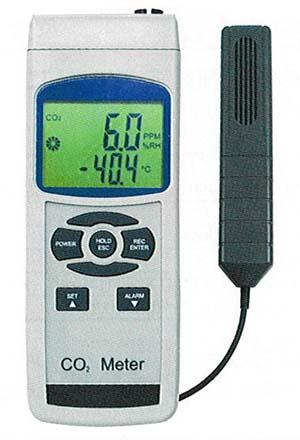 マザーツール CO2濃度計【GC-2028】