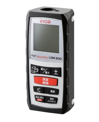 リョービ RYOBI レーザー距離計 LDM-600