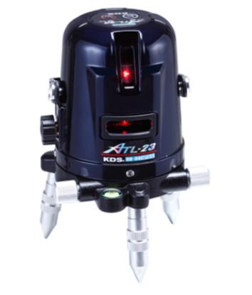 ムラテックKDS オートラインレーザー 墨出器 ATL-23RSA (本体+受光器+三脚)