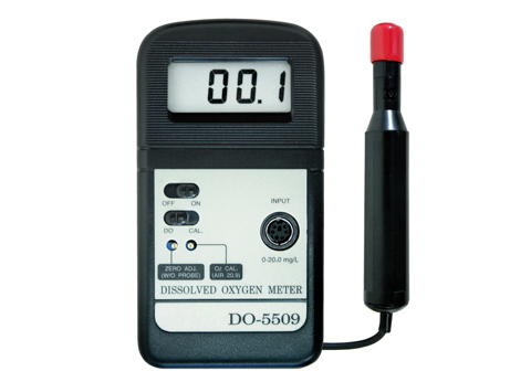 マザーツール デジタル溶存酸素計 DO-5509
