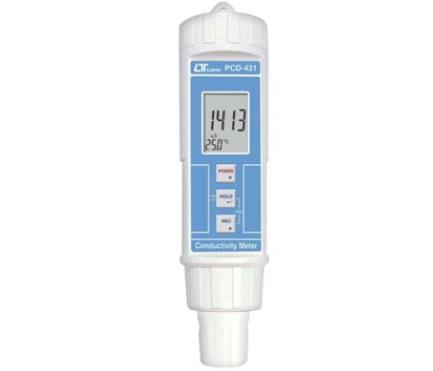 マザーツール ペン型デジタル導電率計 PCD-431