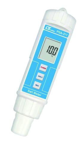 マザーツール ペン型デジタル塩分濃度計 PSA-311