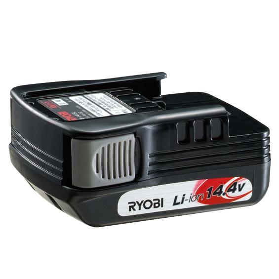リョービRYOBI 14.4V 電池パックB-1415L(6406391)
