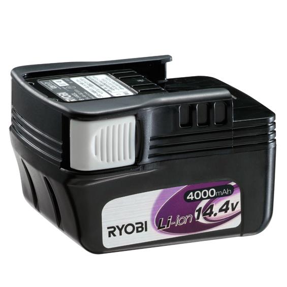 リョービRYOBI 14.4V 電池パックB-1440L(6406431)