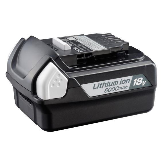 リョービRYOBI 18V 電池パックB-1860LA(6407521)