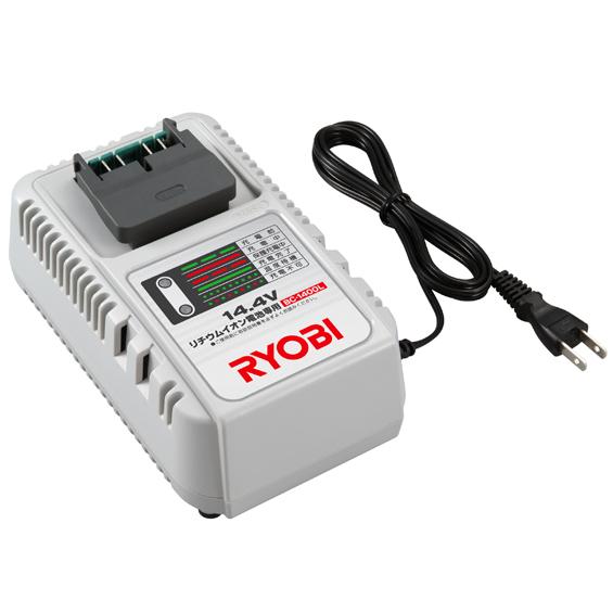 リョービRYOBI 14.4V 充電器BC-1400L(14.4V用)急速タイプ(6406241)