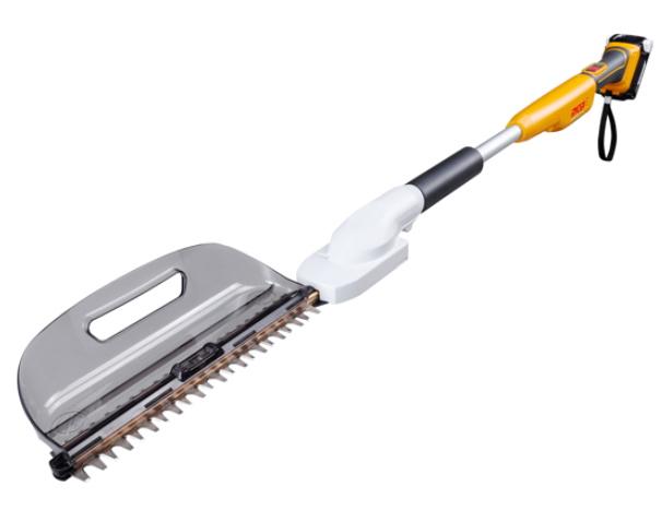 *幅の広い植込みの剪定に! リョービ 充電式ロングヘッジトリマ BHL-1800L1 (18V)