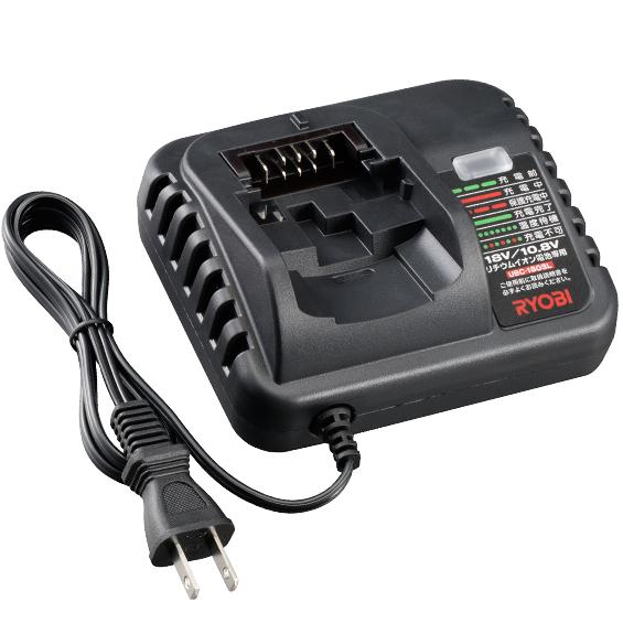 リョービRYOBI 18V 充電器UBC-1803L(6407221)