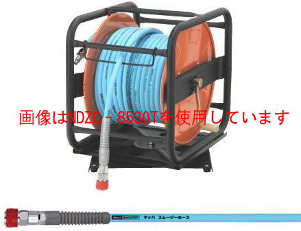 [マッハMach]フジマック 常圧用B型ドラム スムージーホース ロック一発カプラ付付 NDZG-8530