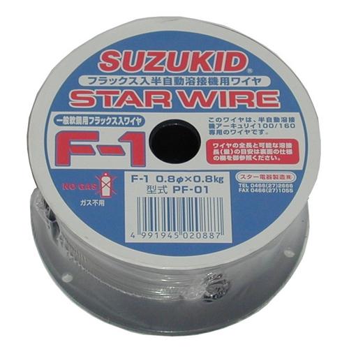 スズキット・スターワイヤ軟鋼用・PF-010.8X0.8K/RCP/05P03Sep16/【HLS_DU】