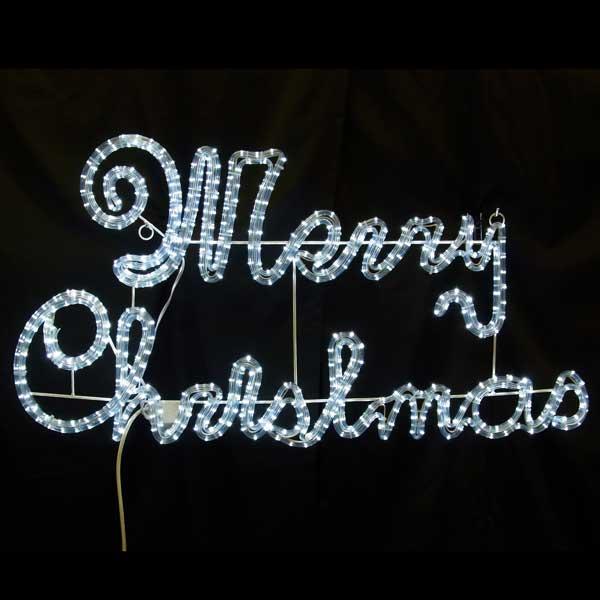 LEDイルミネーション/2Dモチーフライト LEDメリークリスマス/イルミネーション/送料無料/クリスマス/LED/コロナ産業/RCP/05P03Sep16/【HLS_DU】