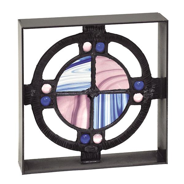 シャインガラスブロック ベネチアンBA /日本製/青銅/錫合金/ガラス/D-1/RCP/05P03Sep16/【HLS_DU】