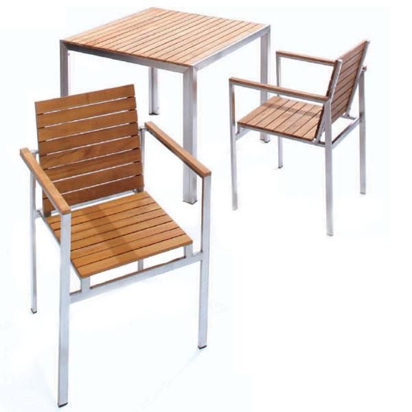 ライズテーブル900 3点セット【大型宅配便】 メーカー/ガーデンテーブル・ガーデンファニチャー
