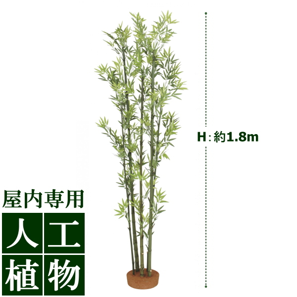 /人工植物/グリーンデコ 青竹5本立 1.8m(鉢無)/送料無料/RCP/05P03Sep16/【HLS_DU】