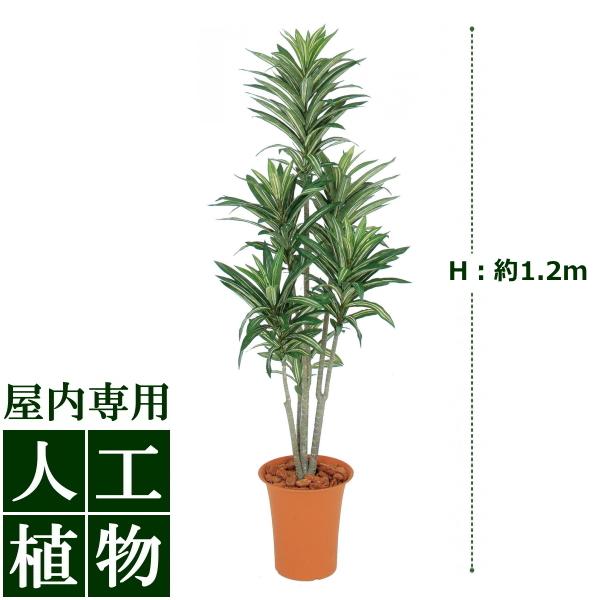 /人工植物/グリーンデコ ドラセナ 1.2m/RCP/05P03Sep16/【HLS_DU】