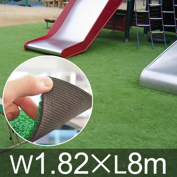 人工芝 アートターフ ループパイル3.0 W1.82×L8m /送料無料/