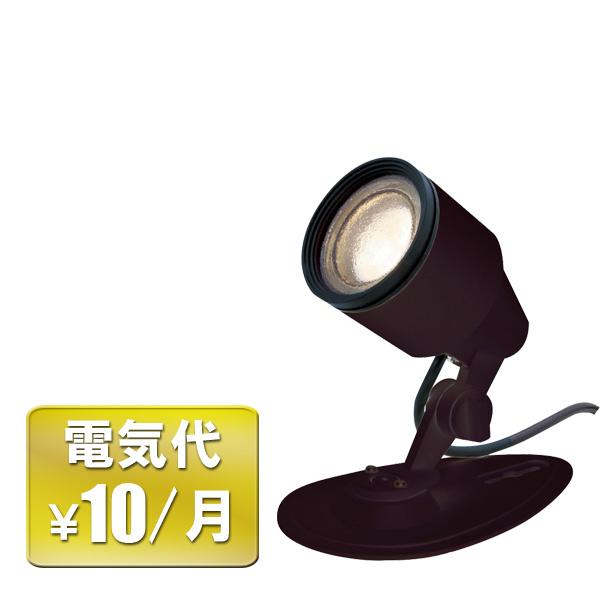 ガーデンミニスポットライト 1型 ブラック/ローボルトライト/デッキライト/RCP/05P03Dec16/【HLS_DU】