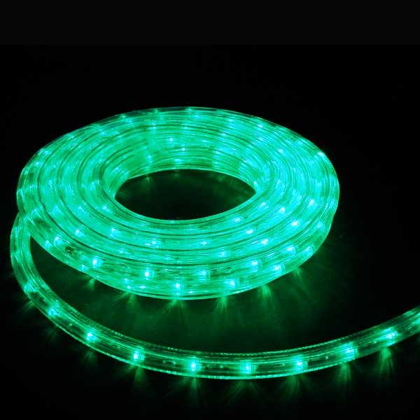 LEDイルミネーション/LEDルミネチューブ グリーン6mセット/イルミネーション/クリスマス/送料無料/コロナ産業/RCP/05P03Sep16/【HLS_DU】