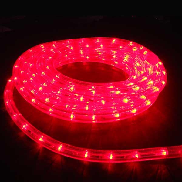 LEDイルミネーション/LEDルミネチューブ レッド6mセット/イルミネーション/クリスマス/送料無料/コロナ産業/RCP/05P03Sep16/【HLS_DU】