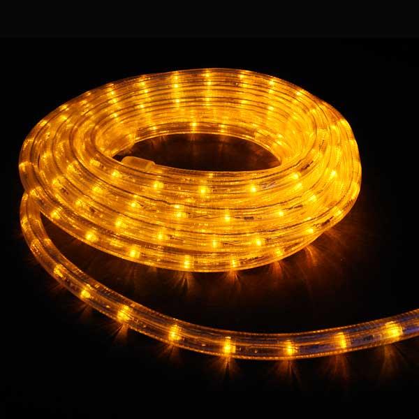 LEDイルミネーション/LEDルミネチューブ イエロー6mセット/イルミネーション/クリスマス/送料無料/コロナ産業/RCP/05P03Sep16/【HLS_DU】
