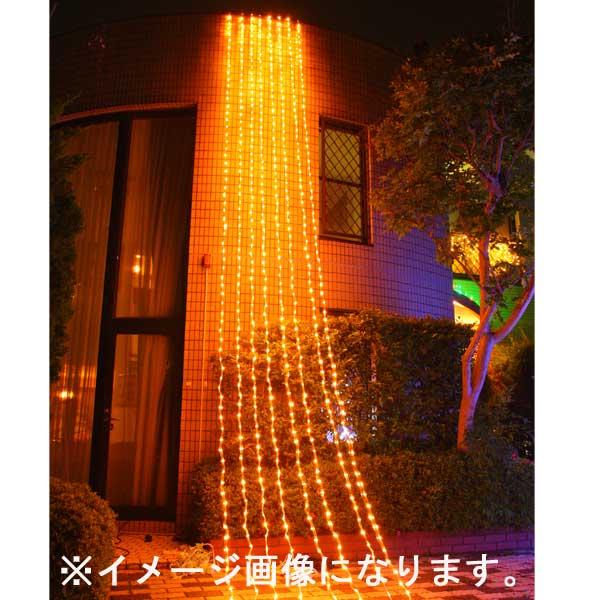 LEDカーテンライト/768球カーテンライト 電球色/コントローラー付/イルミネーション/クリスマス/ロングカーテンライト/送料無料/コロナ産業/RCP/05P03Sep16/【HLS_DU】