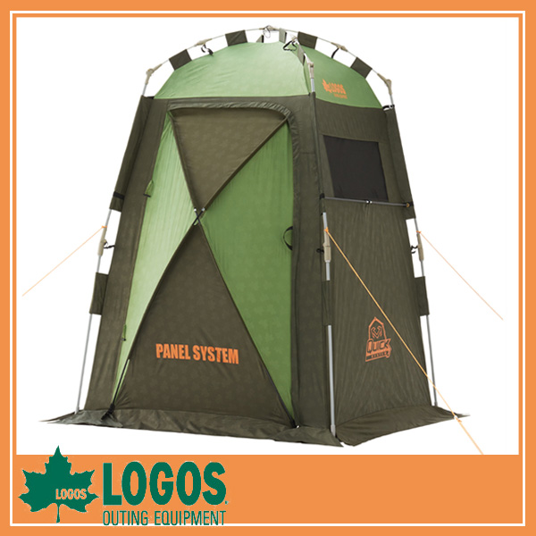 LOGOS ロゴス どこでもルームDX-AE /着替えルーム/テント シャワールーム 釣り キャンプ バーベキュー BBQ 災害時の簡易トイレ アウトドア ピクニック/RCP/05P03Sep16/【HLS_DU】