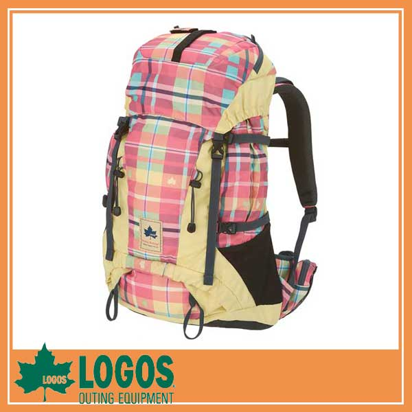 LOGOS ロゴス CADVEL-Design45 (AE・check)/マウンテンバッグ ザック リュック デイバッグ ダッフルバッグ キャンプ バーベキュー BBQ アウトドア ピクニック/RCP/05P03Sep16/【HLS_DU】