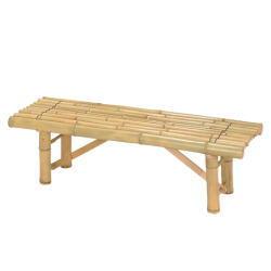 和のガーデングッズ天然竹縁台 白竹縁台 /RCP/05P03Sep16/【HLS_DU】