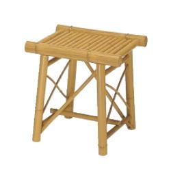 和のガーデングッズ人口合成竹椅子/RCP/05P03Sep16/【HLS_DU】