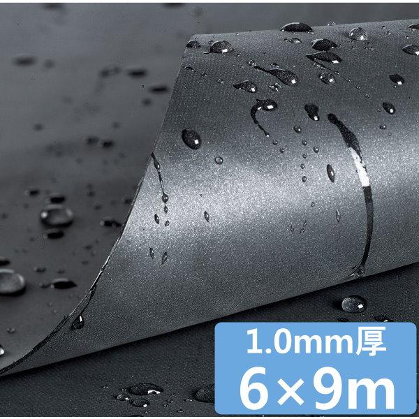 EPDMポンドライナー 6m×9m/プールライナー/成型池/庭池/ビオガーデン/送料無料/RCP/05P03Dec16/【HLS_DU】