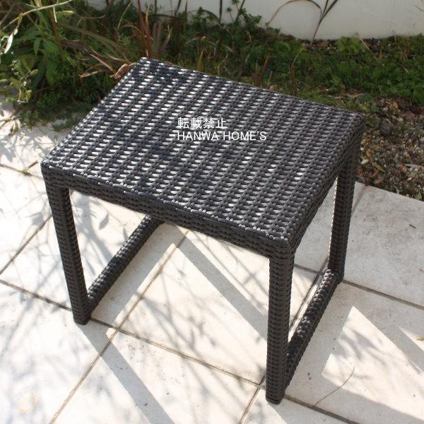 庭座シンプルスツール/ガーデンチェアー
