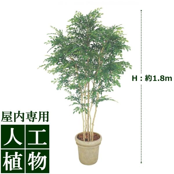 /人工植物/グリーンデコ トネリコ 5本立 1.8m/送料無料/RCP/05P03Dec16/【HLS_DU】