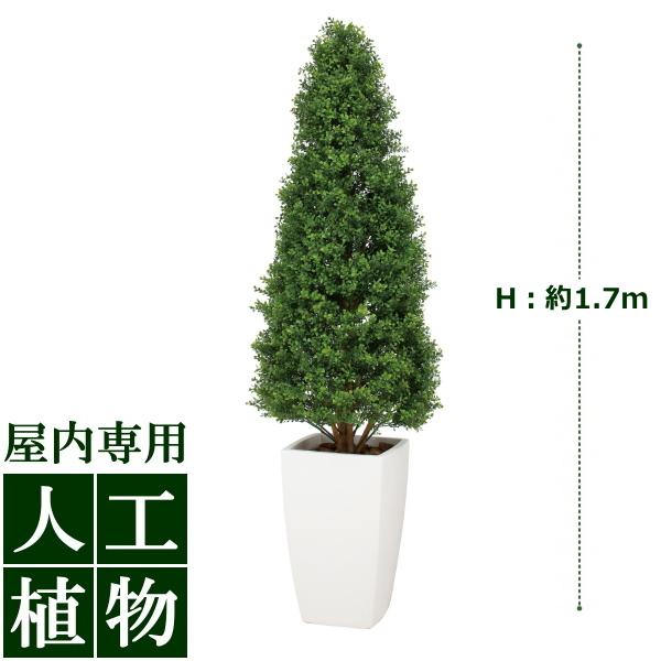 /人工植物/グリーンデコ ボックスウッド ツリー 1.7m/送料無料/RCP/05P03Dec16/【HLS_DU】
