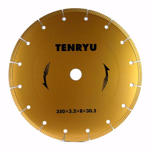 TENRYU・ダイヤモンドカッター乾式用・355X3.0X30.5/RCP/05P03Dec16/【HLS_DU】