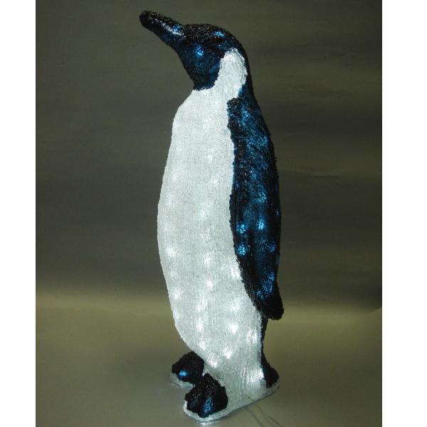 LEDイルミネーション/3Dモチーフライト LEDアクリル ペンギン/イルミネーション/クリスマス/コロナ産業/RCP/05P03Dec16/【HLS_DU】