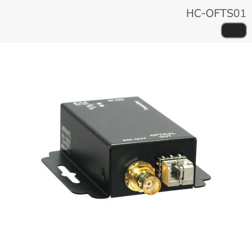 SDI 延長 光ファイバー コンバーター 10Km 受信機
