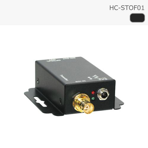 SDI 延長 光ファイバー コンバーター 10Km 送信機